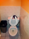 Zorba's restroom